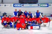 Para Hokejisté Dosáhli V Rusku Na 5. Místo