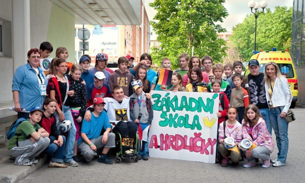 Startuje Výběr škol Pro Paralympijské školní Dny