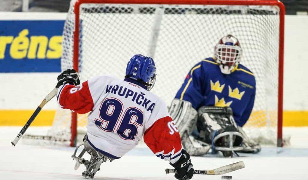 Čeští Para Hokejisté Ovládli švédský Turnaj Se Skóre 18:2!