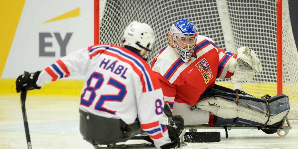 Para Hokej Zve Na Mistrovství Světa