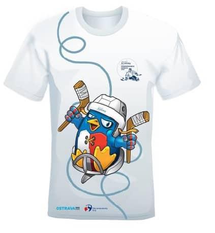 ParaOstrava 2019 Merchandise - Para Tricko