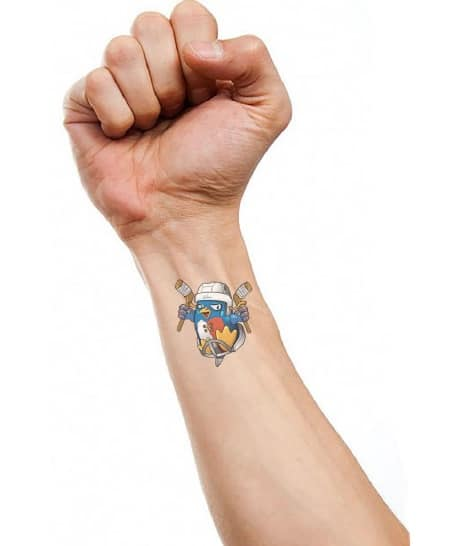 ParaOstrava 2019 Merchandise - Para tetovacka
