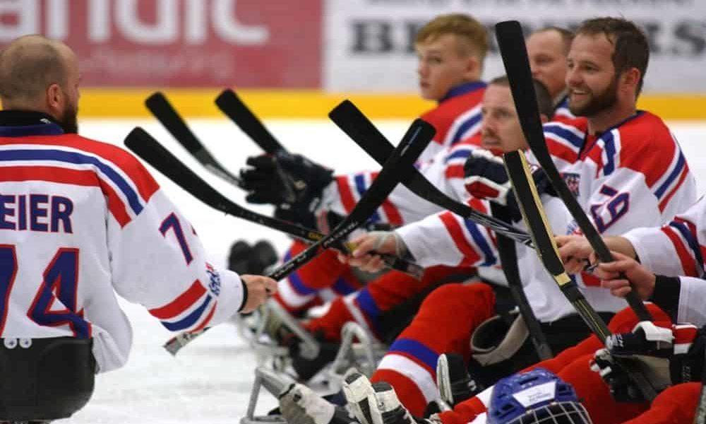 Para Hokej Je Pro Opravdové Chlapy. Někdy Přímo řezničina, říká Reprezentační Kouč