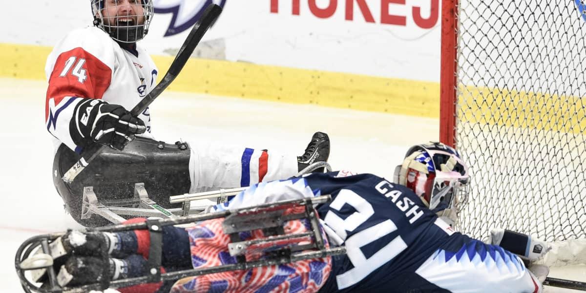 Michal Geier Para Hokejistou Roku 2019