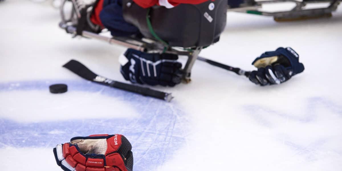 První Noví Zájemci O Para Hokej